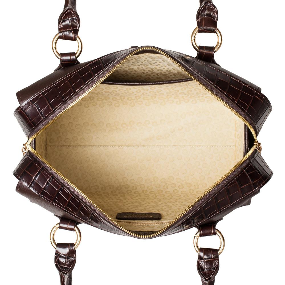 Жіноча шкіряна сумка Olga KF-3938-4
