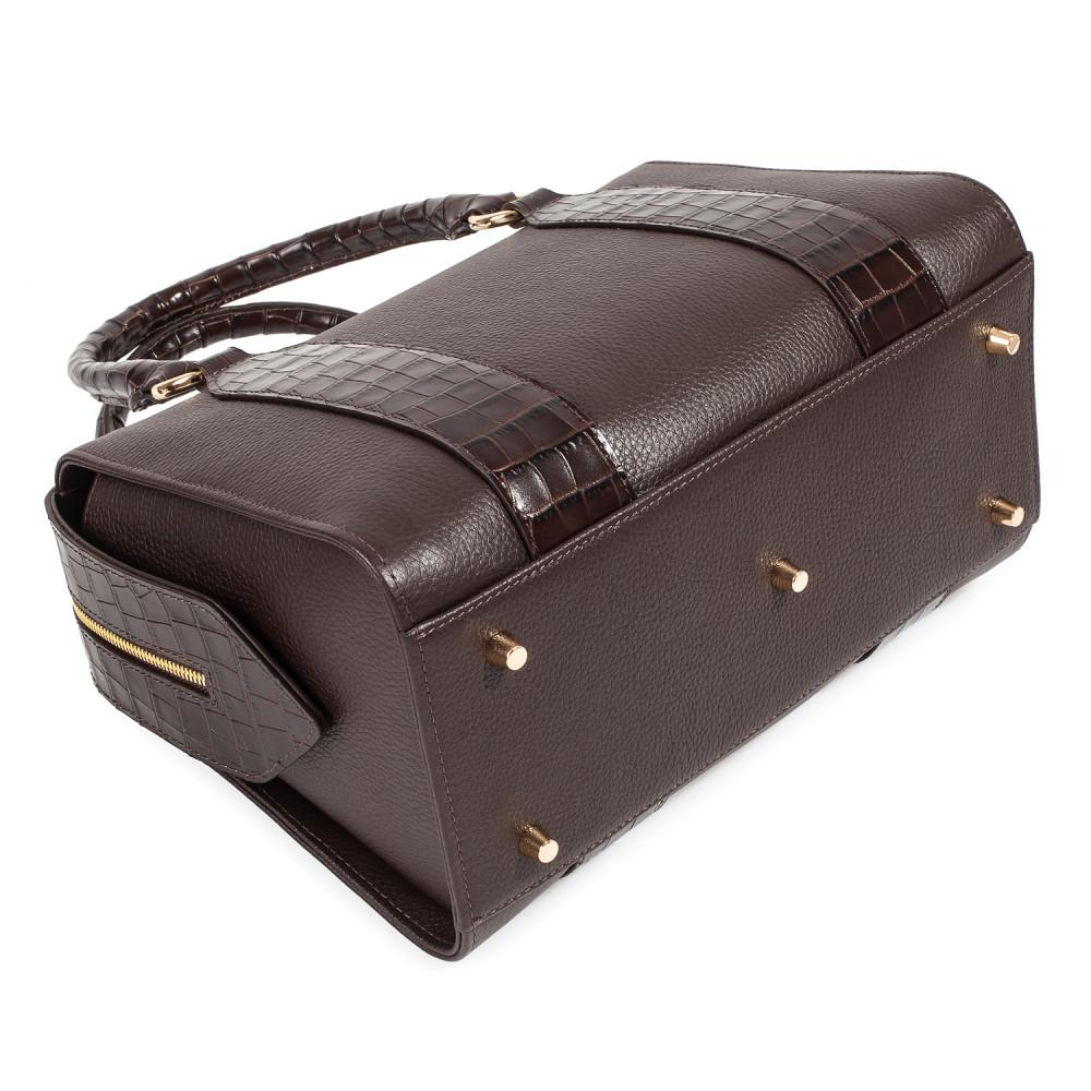 Жіноча шкіряна сумка Olga KF-3938-5
