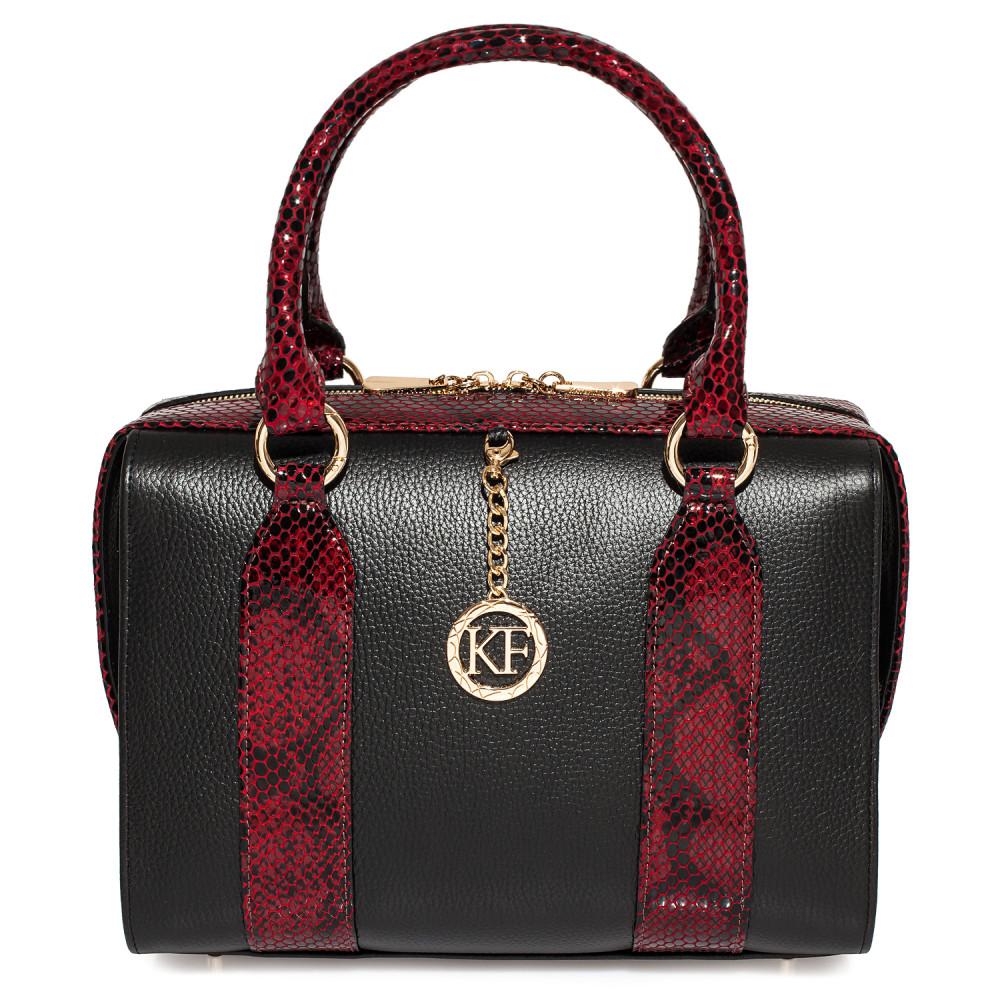 Жіноча шкіряна сумка Olga KF-3939-1