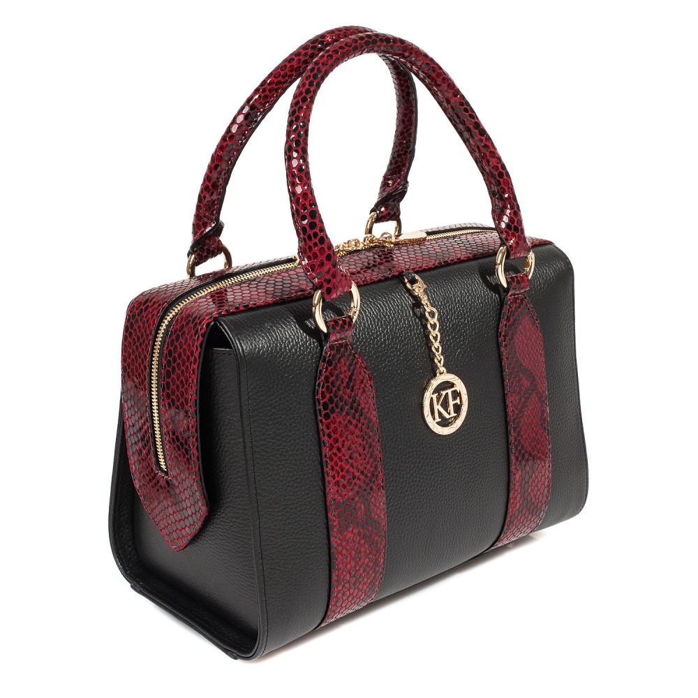 Жіноча шкіряна сумка Olga KF-3939-2