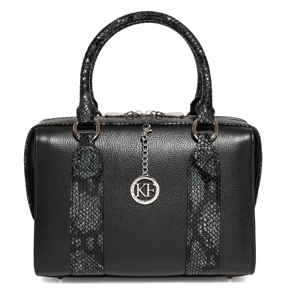 Жіноча шкіряна сумка Olga KF-3940-1