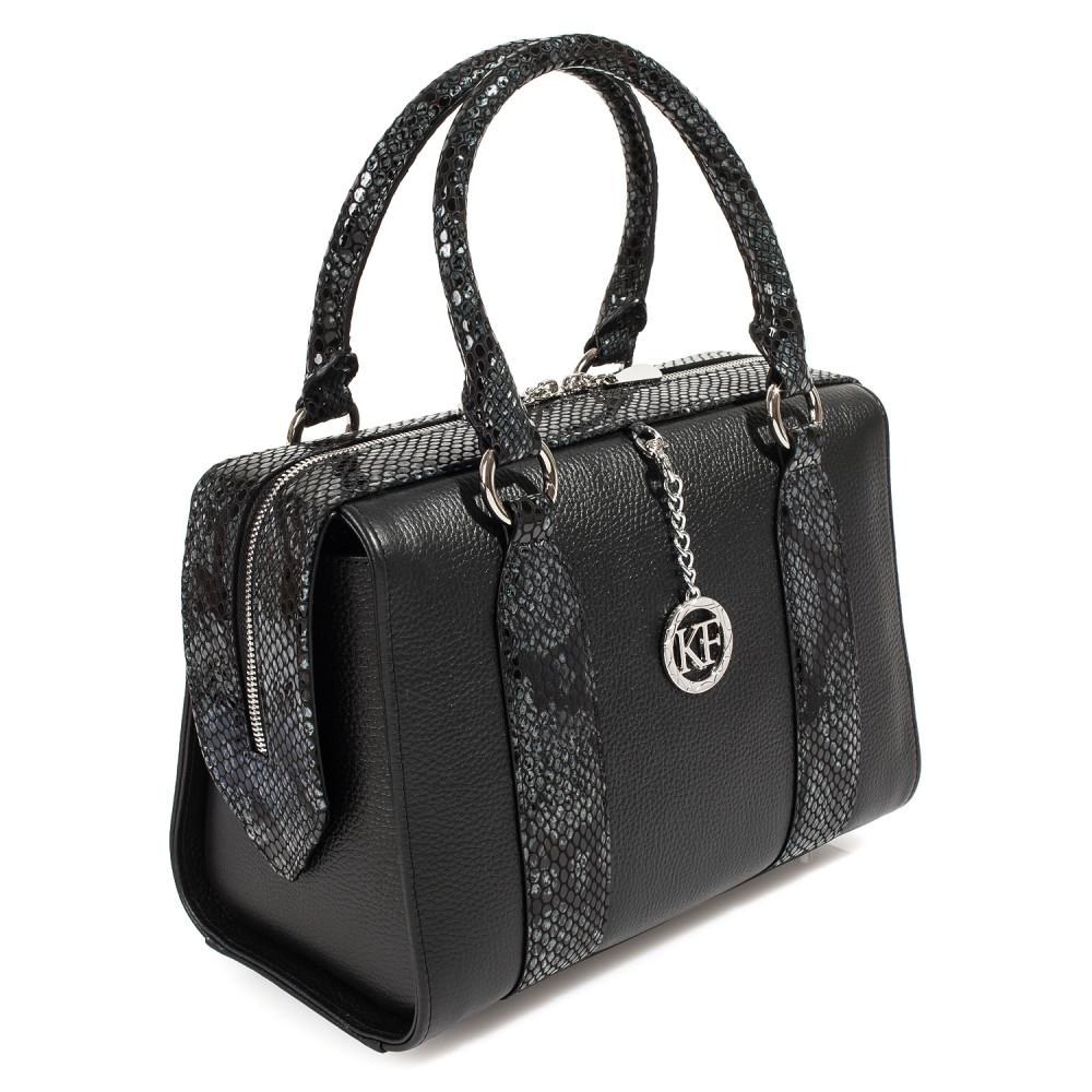 Жіноча шкіряна сумка Olga KF-3940-2