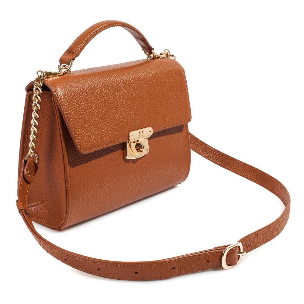 Жіночий шкіряний портфель Alice KF-3950-1