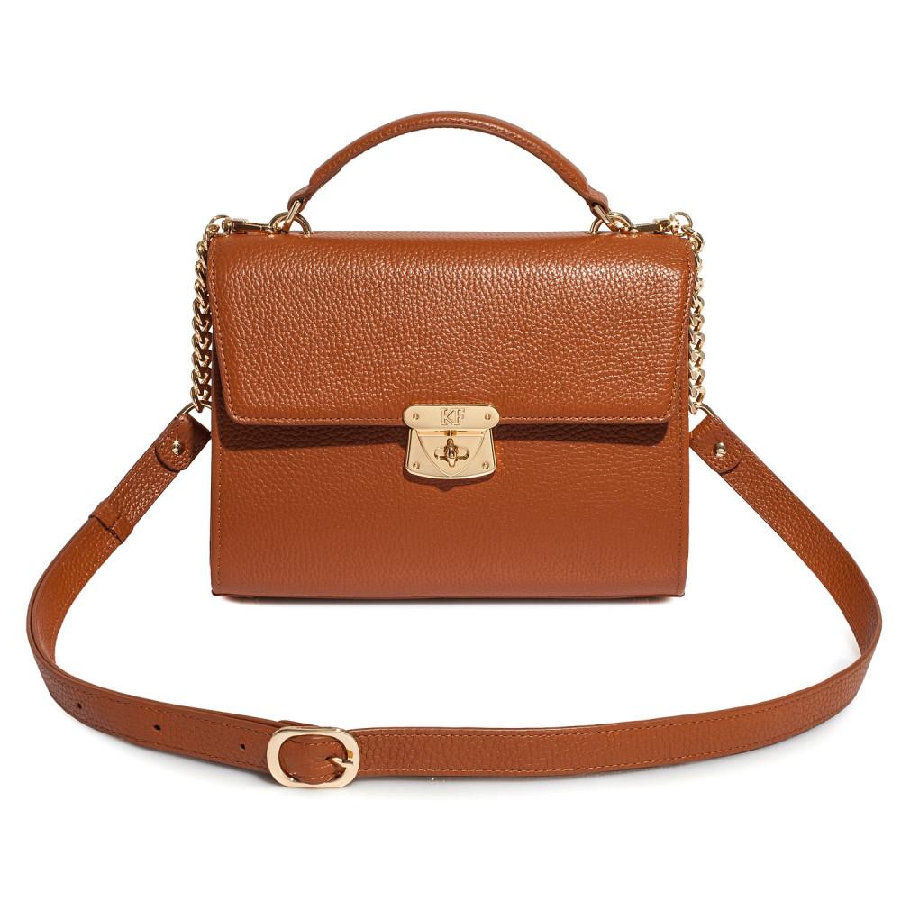 Жіночий шкіряний портфель Alice KF-3950-2