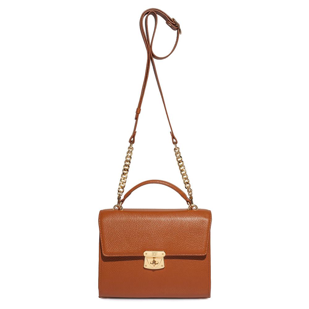 Жіночий шкіряний портфель Alice KF-3950-3