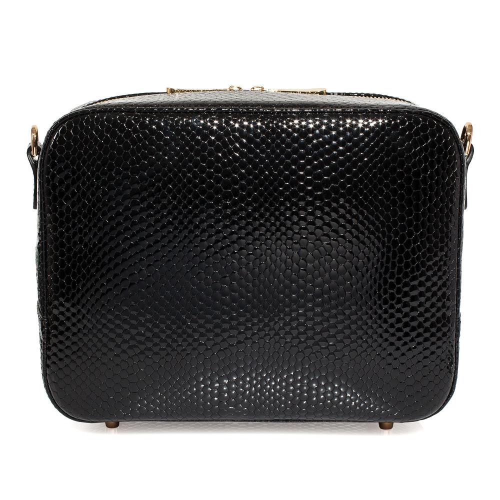 Жіноча шкіряна сумка кросс-боді на широкому ремені Tatiana M KF-3987-5