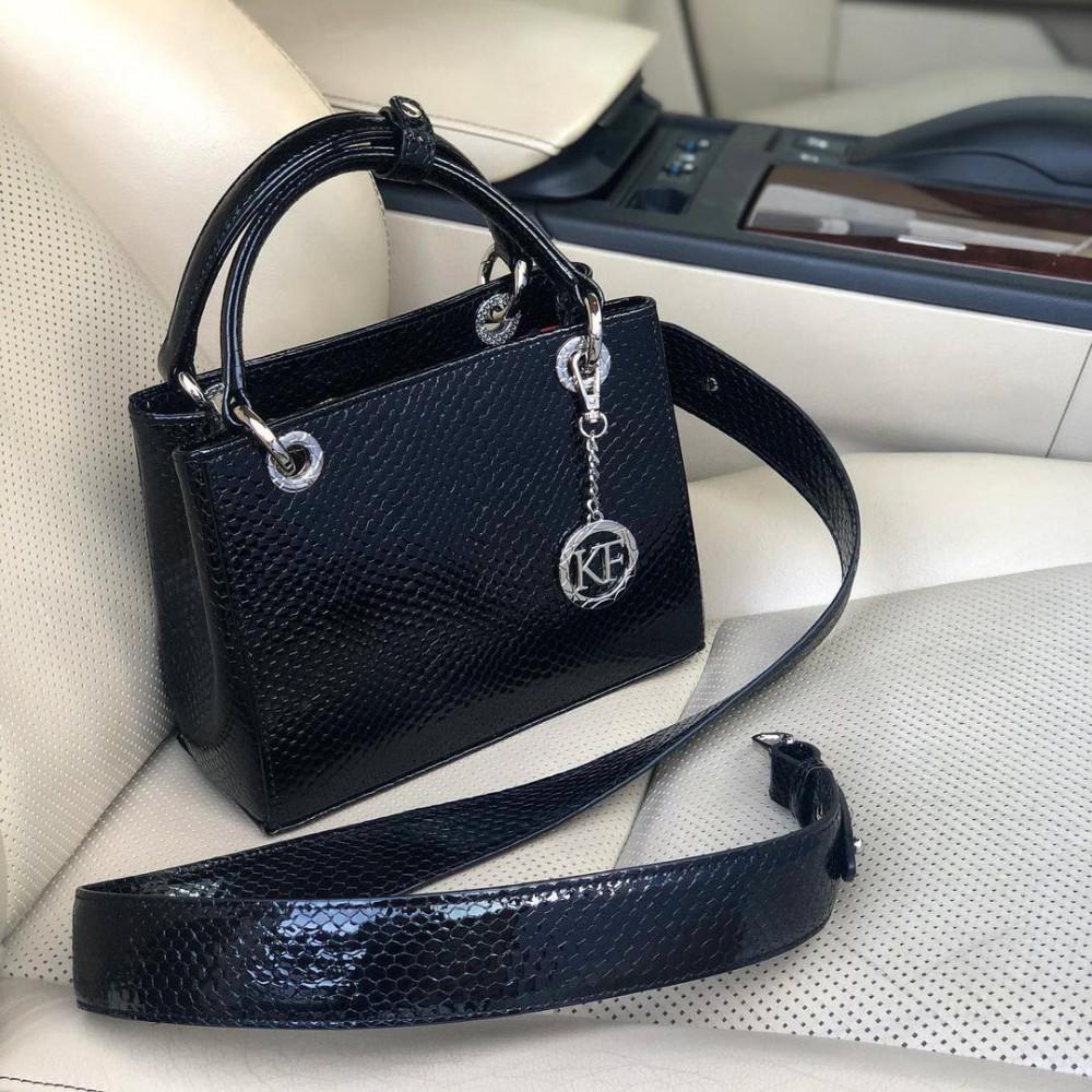 Жіноча шкіряна сумка Vera S KF-4016-