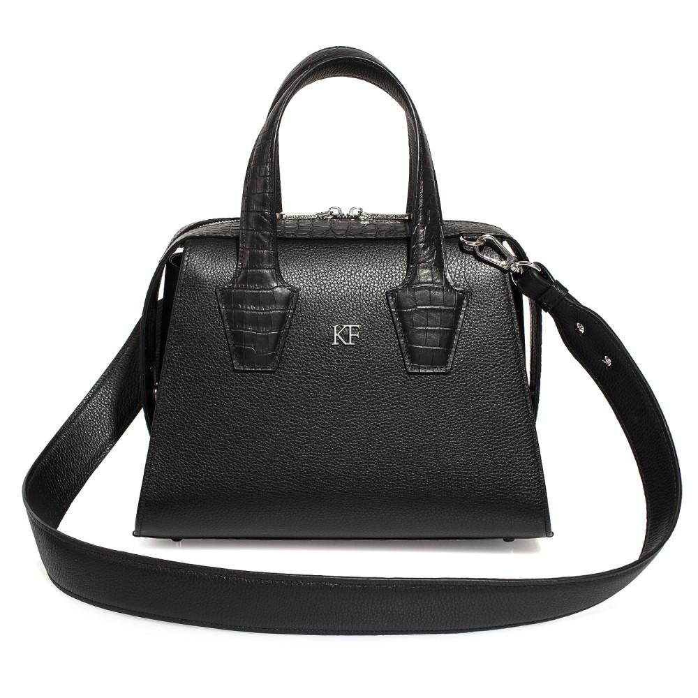 Жіноча шкіряна сумка Inga KF-4037