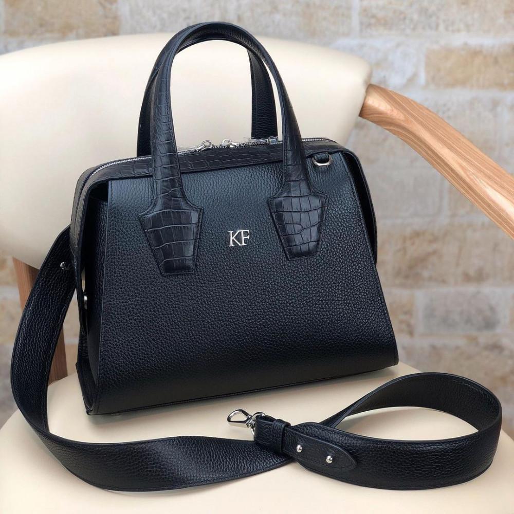 Жіноча шкіряна сумка Inga KF-4037-2