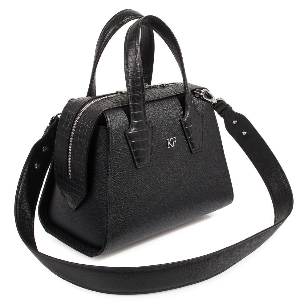 Жіноча шкіряна сумка Inga KF-4037-1