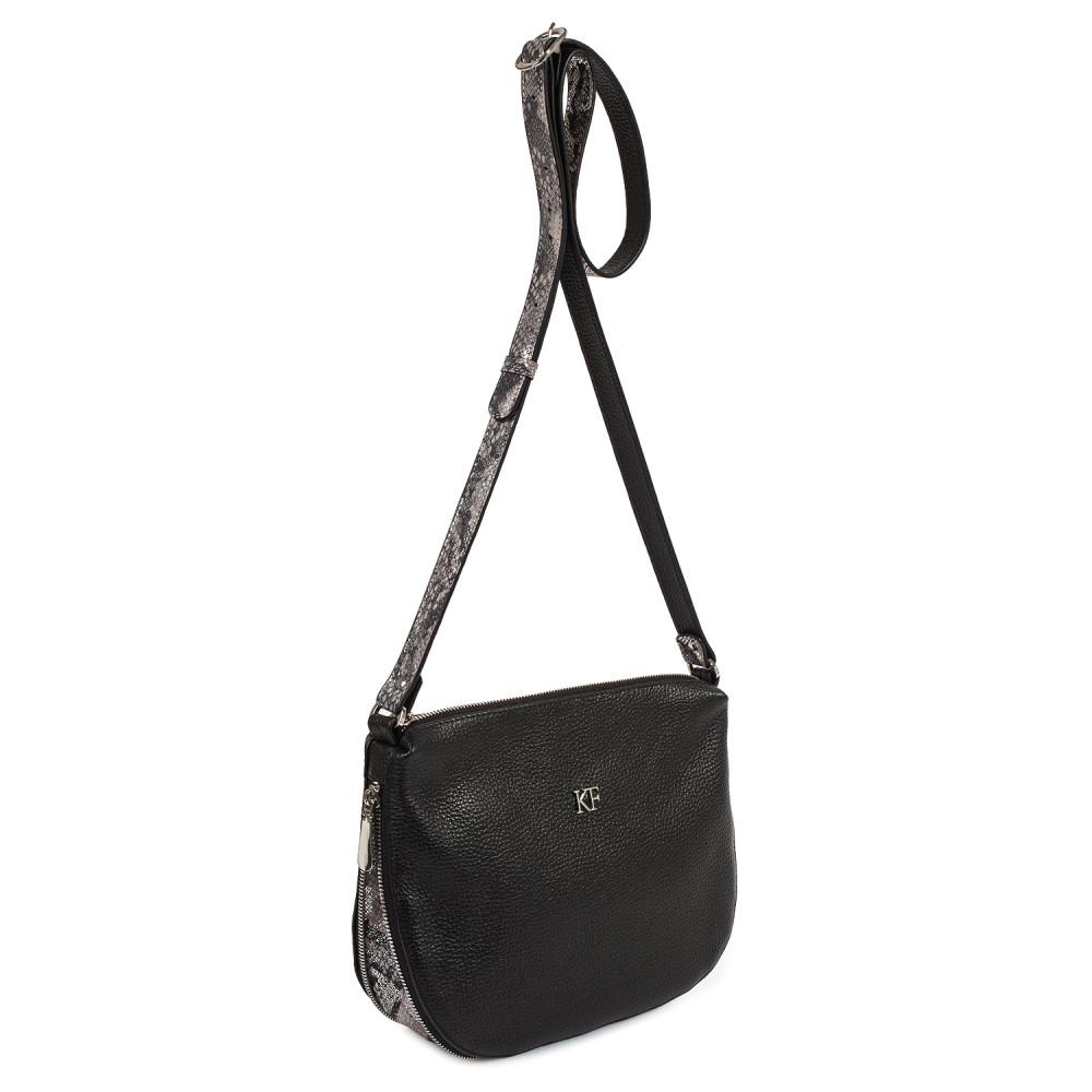 Жіноча шкіряна сумка кросс-боді Mia KF-4039-1
