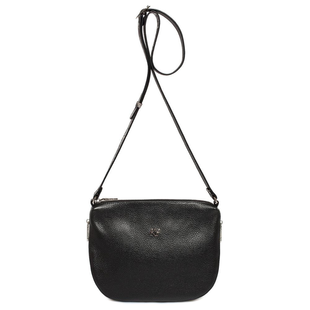 Жіноча шкіряна сумка кросс-боді Mia KF-4039-2