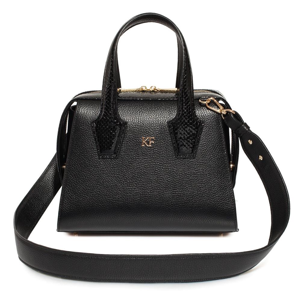 Жіноча шкіряна сумка Inga KF-4047