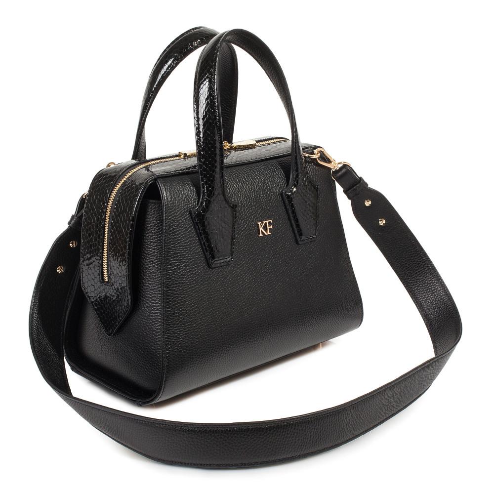 Жіноча шкіряна сумка Inga KF-4047-1