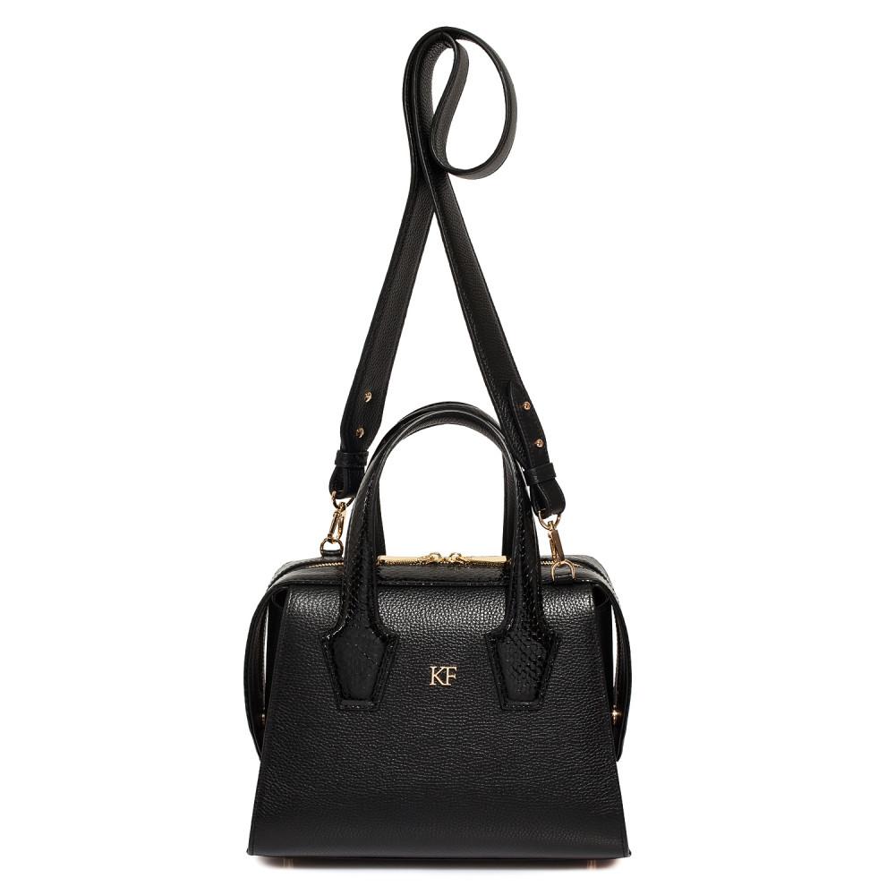 Жіноча шкіряна сумка Inga KF-4047-2