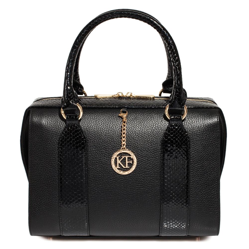 Жіноча шкіряна сумка Olga KF-4051