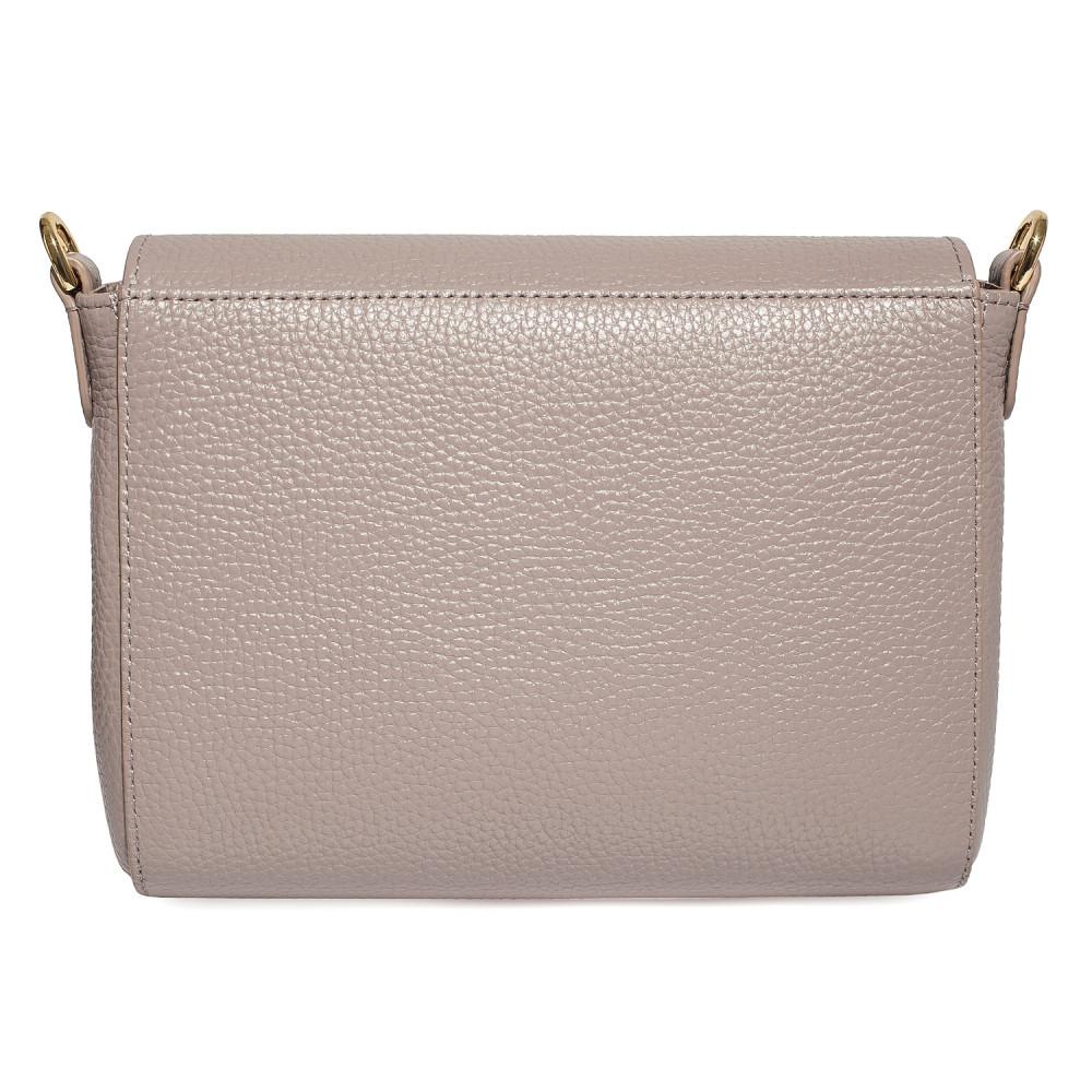 Жіноча шкіряна сумка кросс-боді на широкому ремені Prima S KF-4052-2