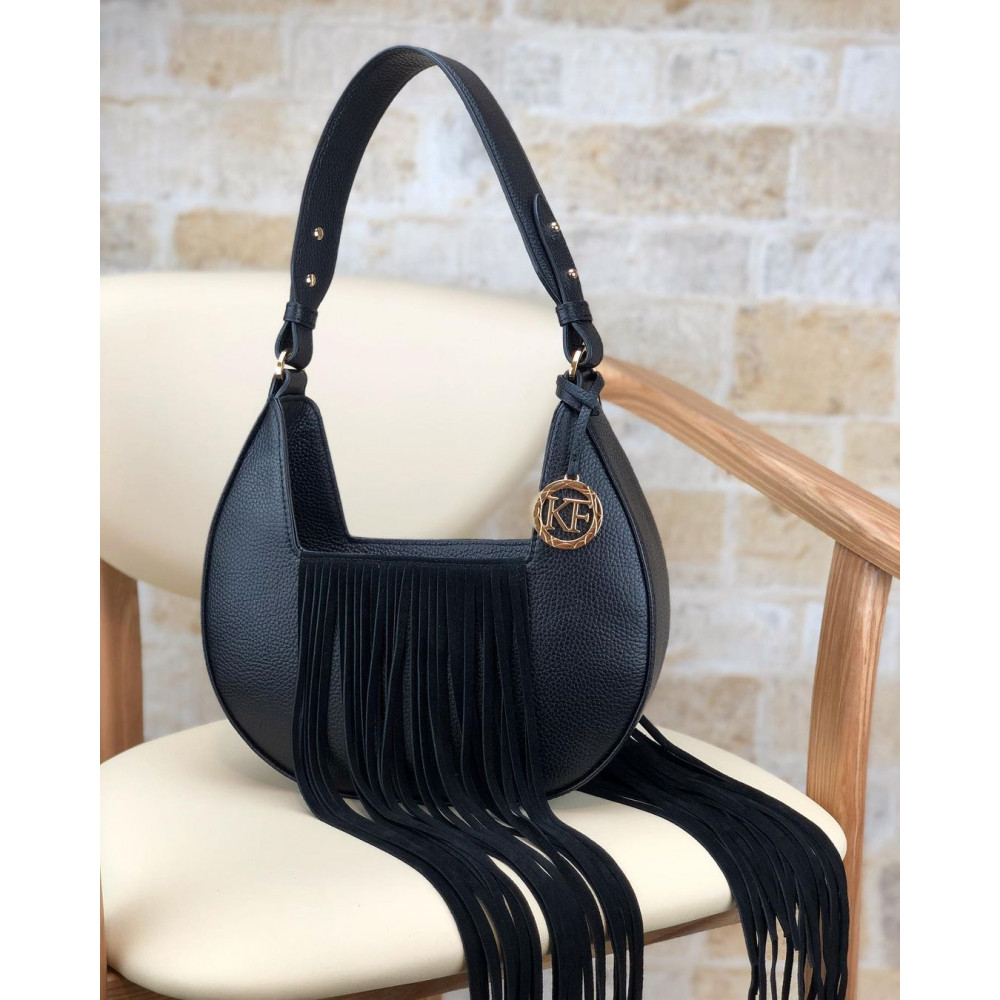 Women's leather bag Moonlight KF-4053