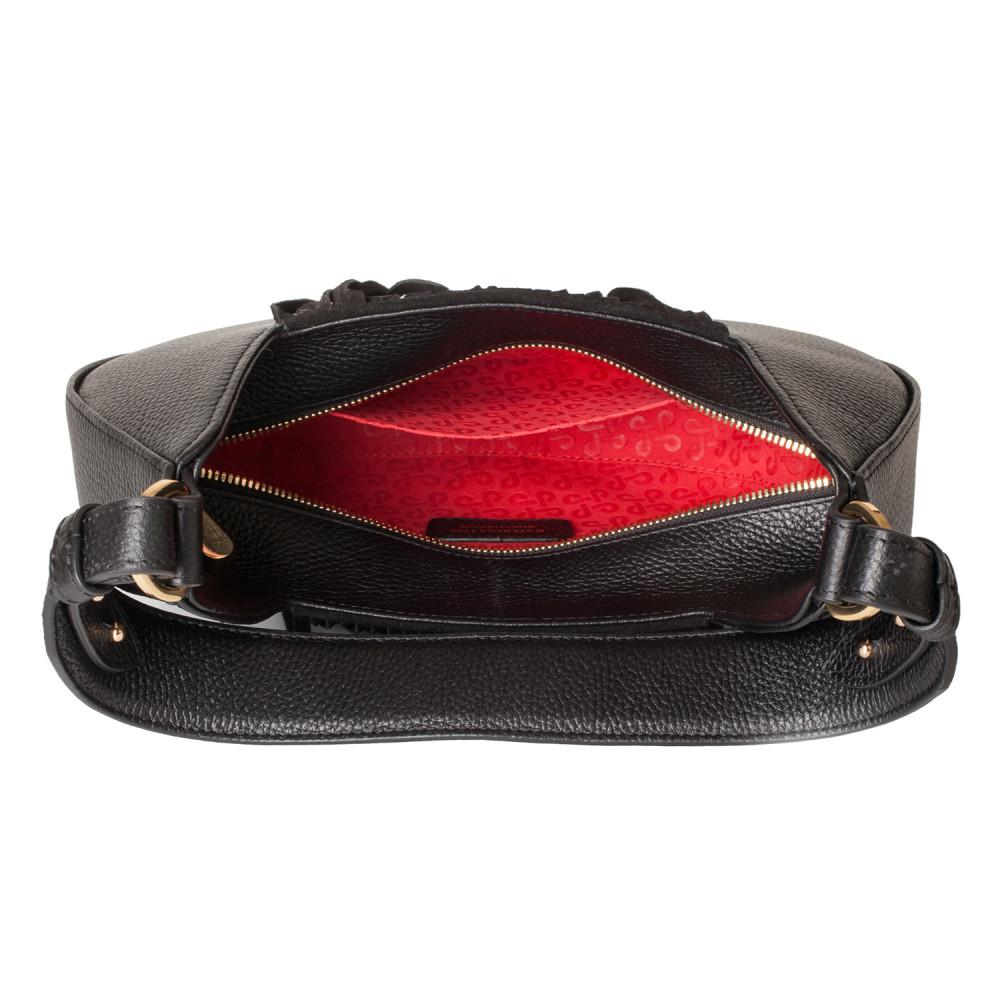 Жіноча шкіряна сумка Moonlight KF-4053-3