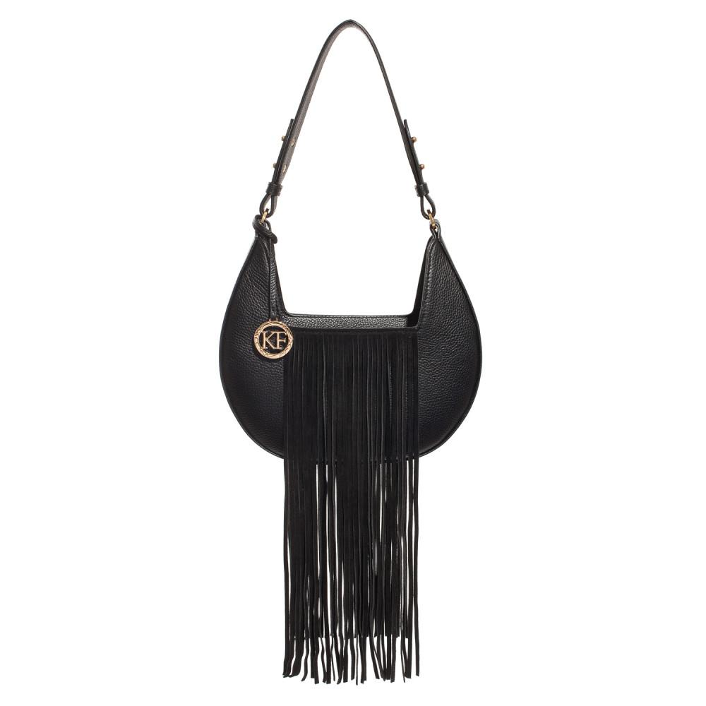 Жіноча шкіряна сумка Moonlight KF-4053-1