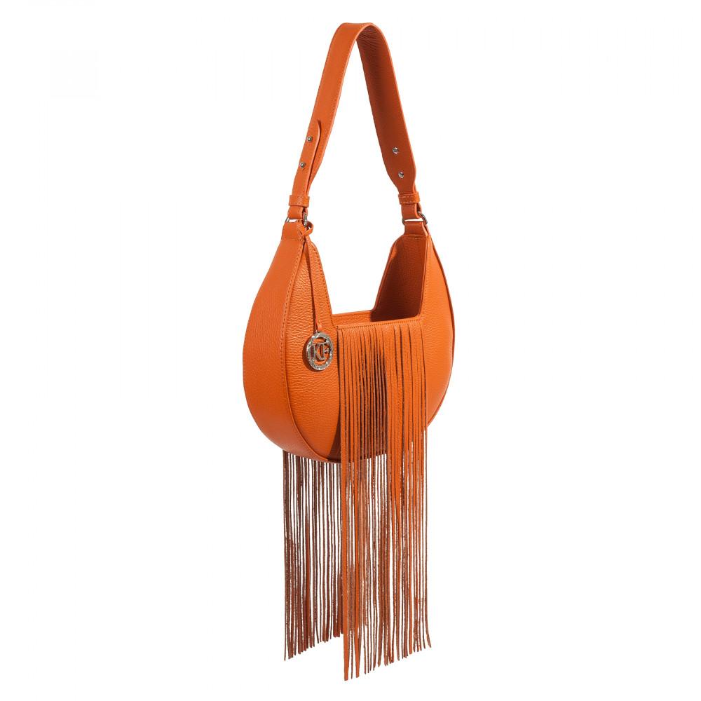 Жіноча шкіряна сумка Moonlight KF-4054-1
