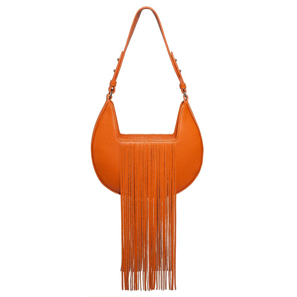 Жіноча шкіряна сумка Moonlight KF-4054-3