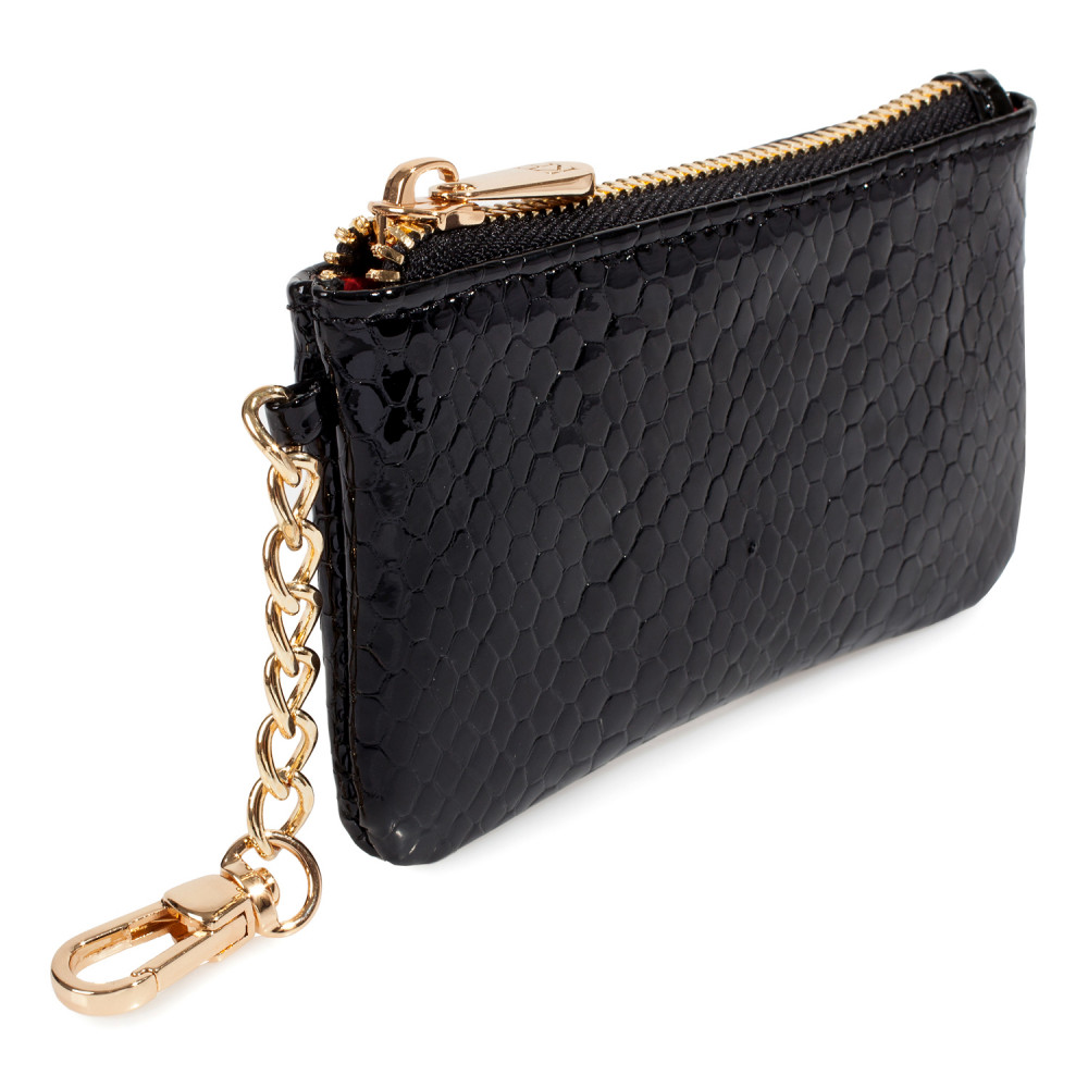 Women's leather keyholder KF-4077