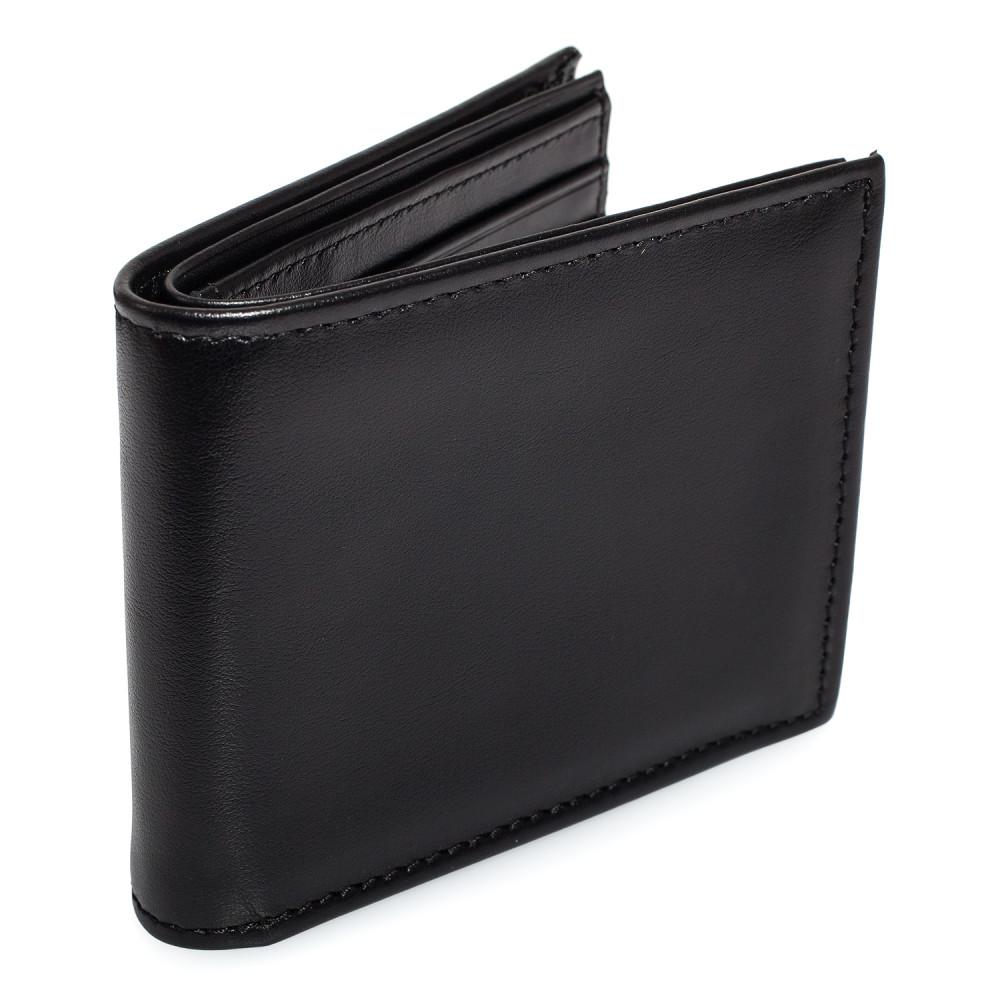 Men's leather wallet Cash fit KF-4091