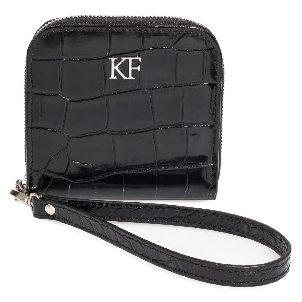 Жіночий шкіряний гаманець Classic S KF-4107