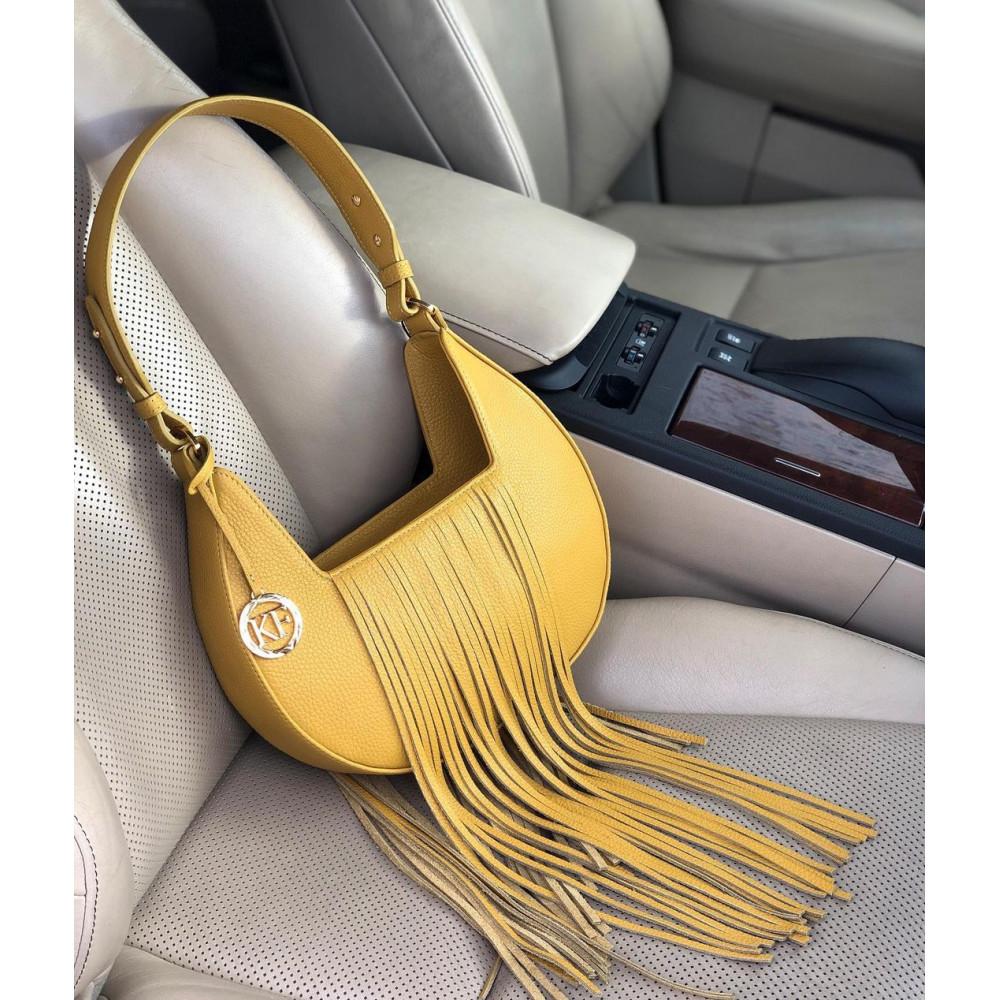 Women's leather bag Moonlight KF-4115