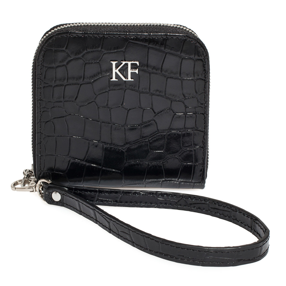 Жіночий шкіряний гаманець Classic S KF-4129