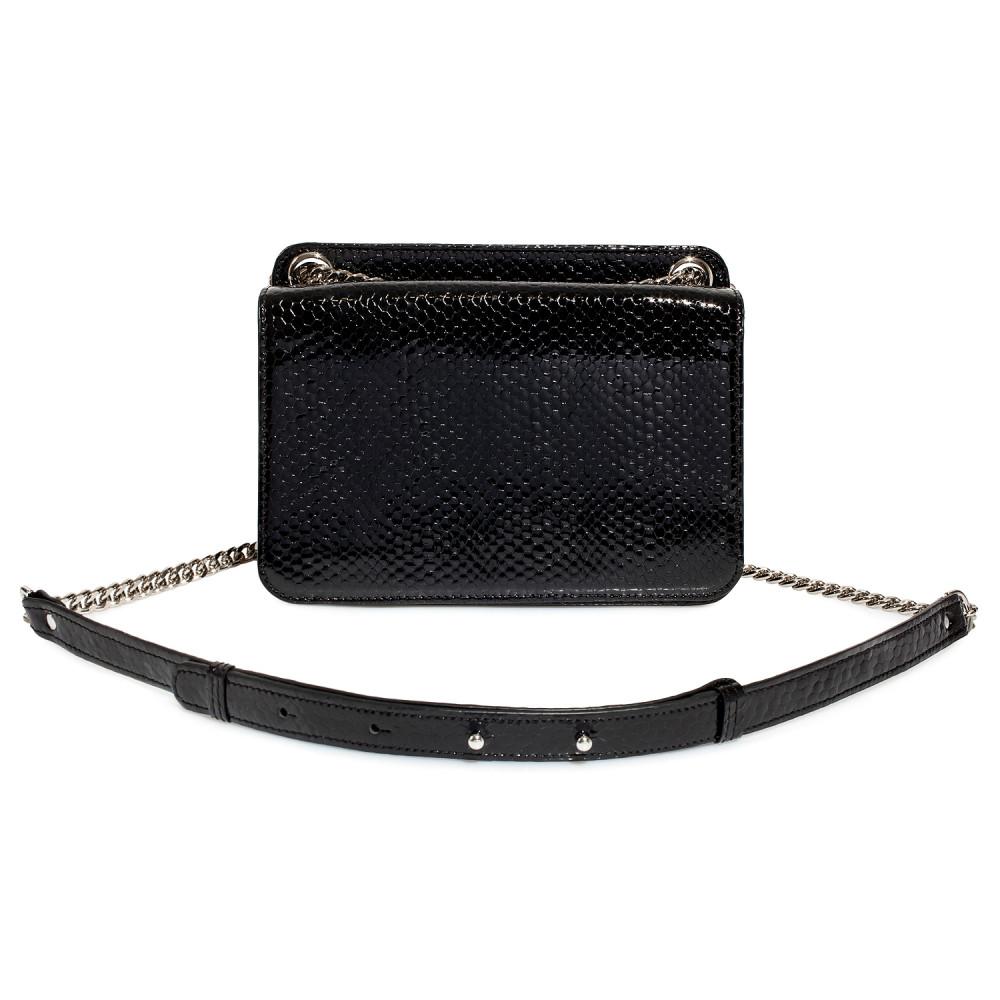 Жіноча шкіряна сумка на ланцюжку Elvira KF-4139-2