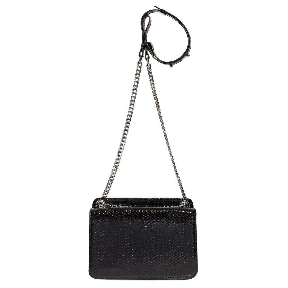 Жіноча шкіряна сумка на ланцюжку Elvira KF-4139-3