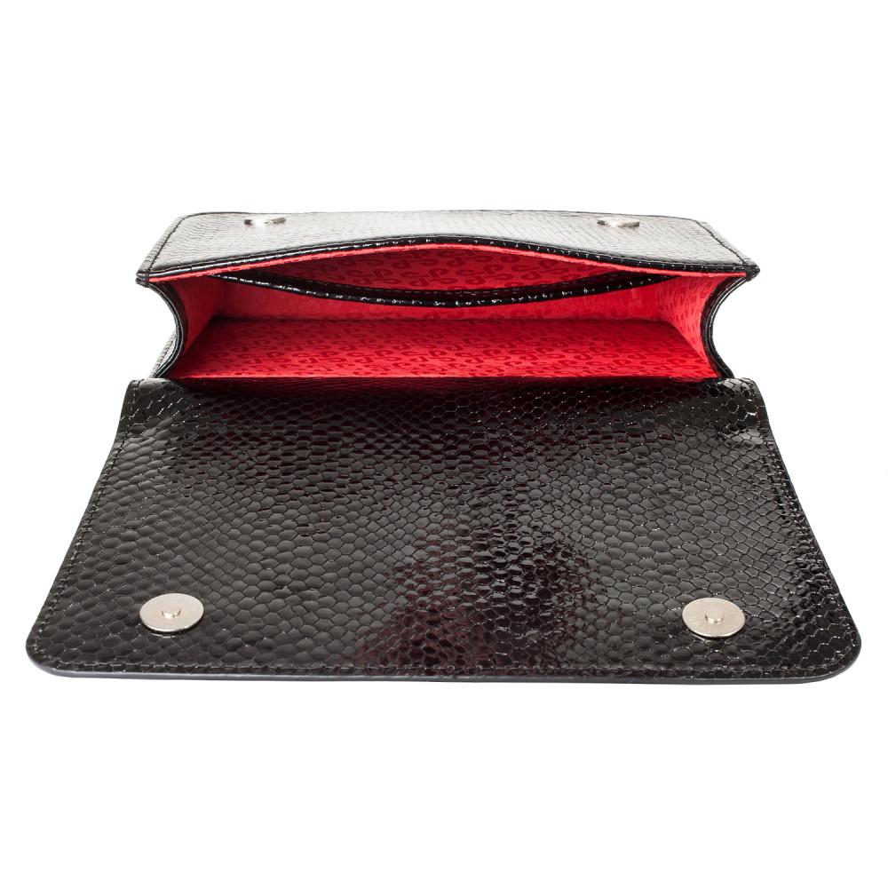 Жіноча шкіряна сумка на ланцюжку Elvira KF-4139-4