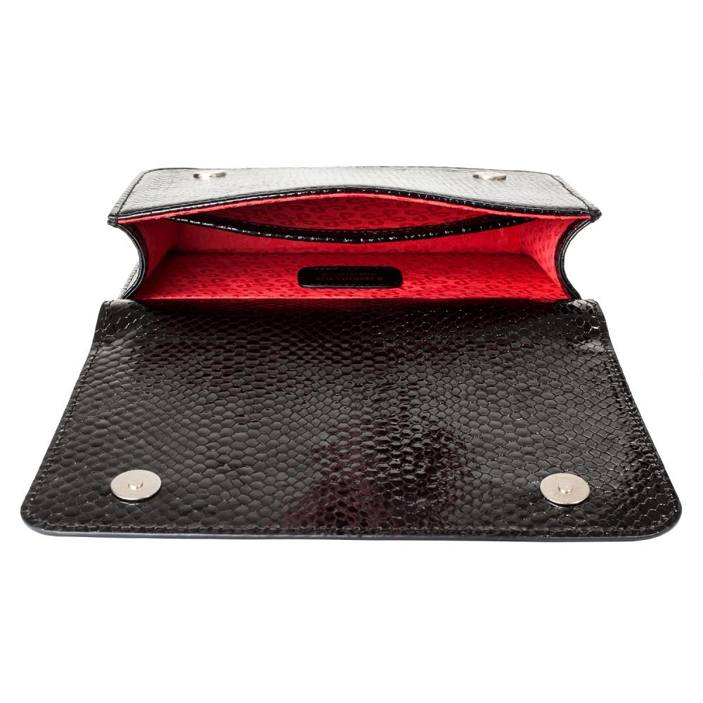 Жіноча шкіряна сумка на ланцюжку Elvira KF-4139-5