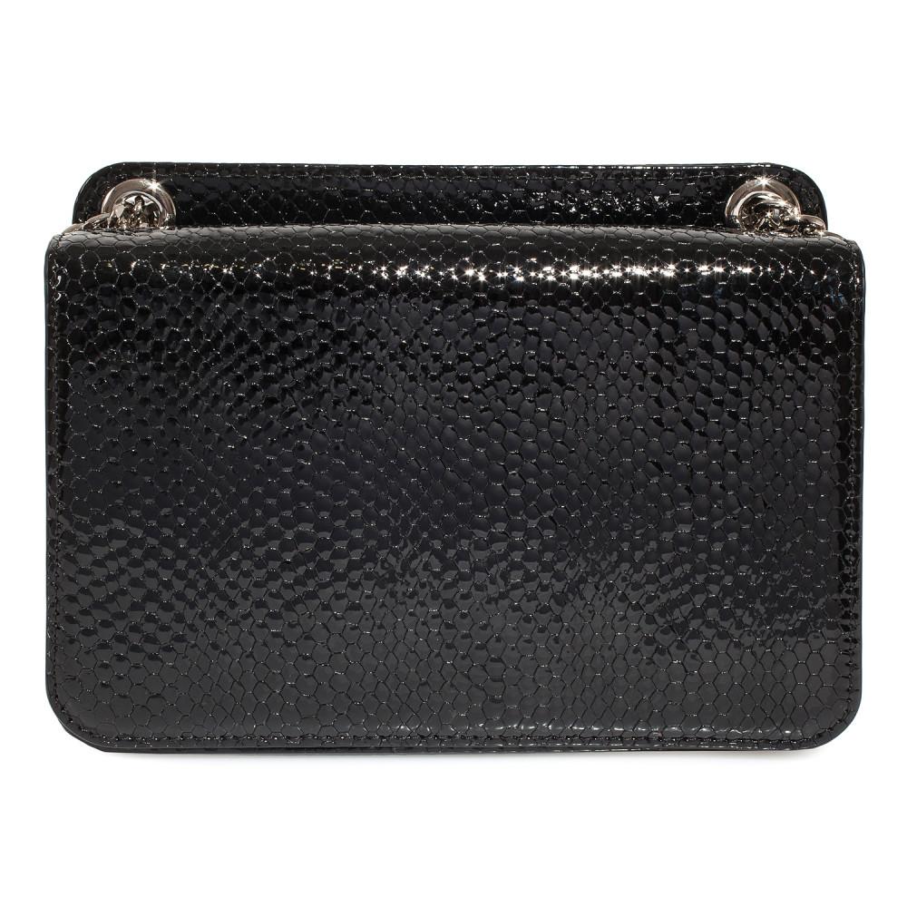 Жіноча шкіряна сумка на ланцюжку Elvira KF-4139-7