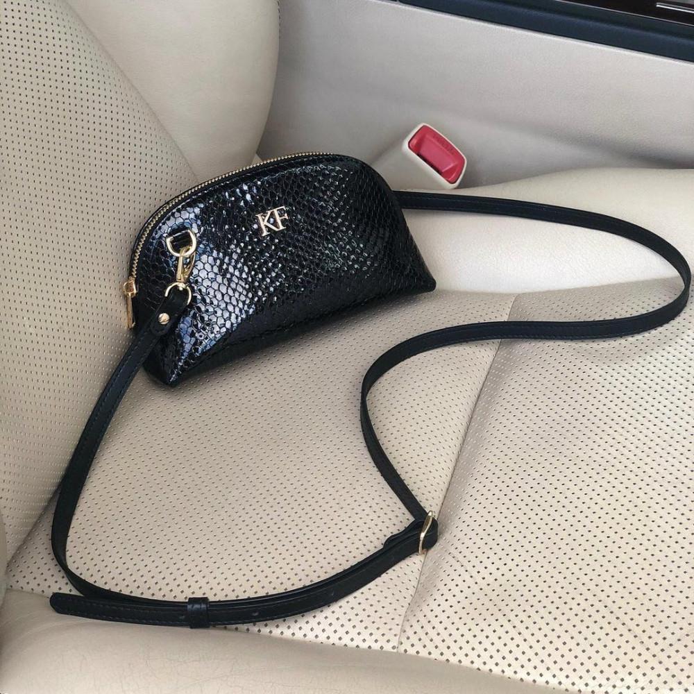 Жіноча шкіряна міні-сумочка Ksusha KF-4141
