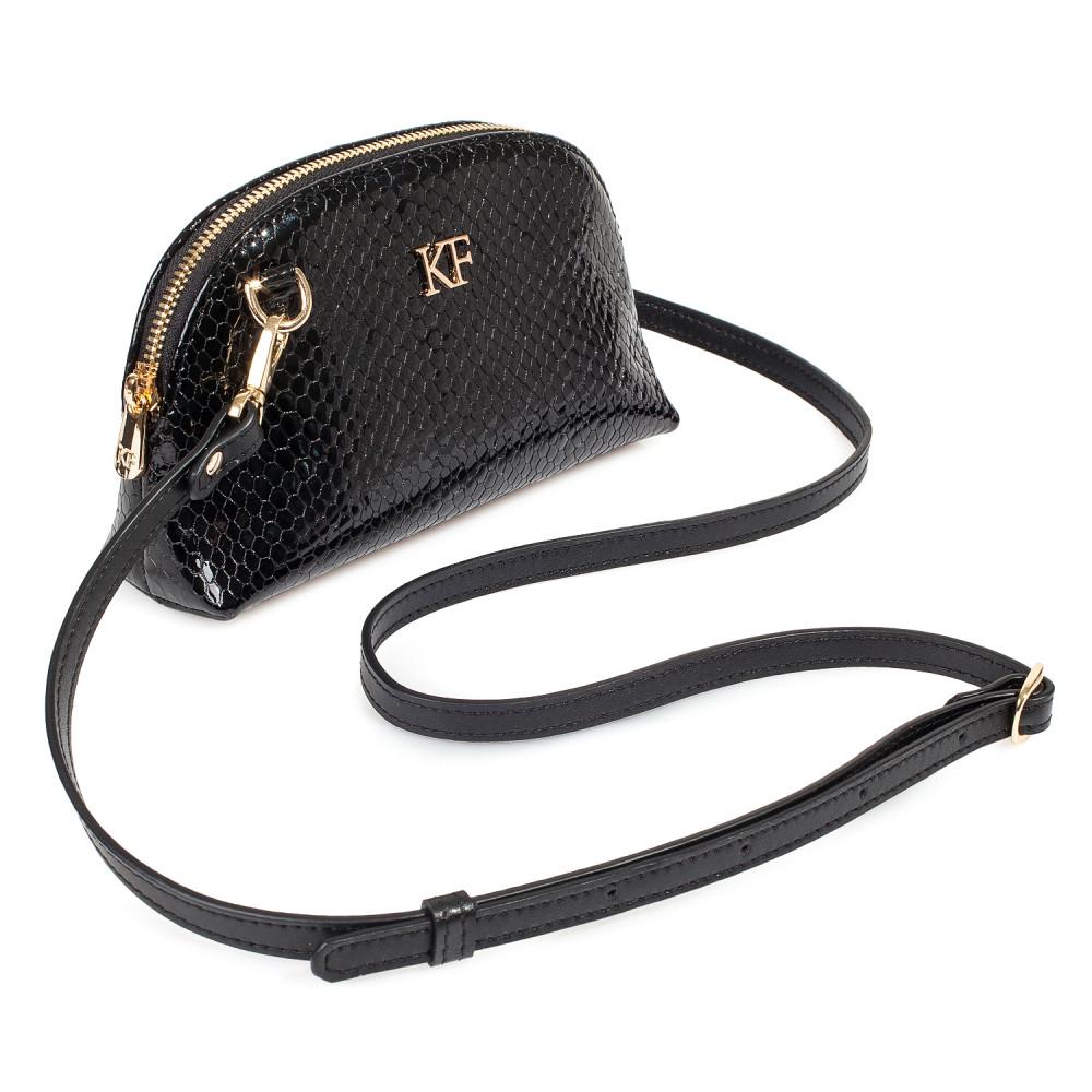 Жіноча шкіряна міні-сумочка Ksusha KF-4141-1