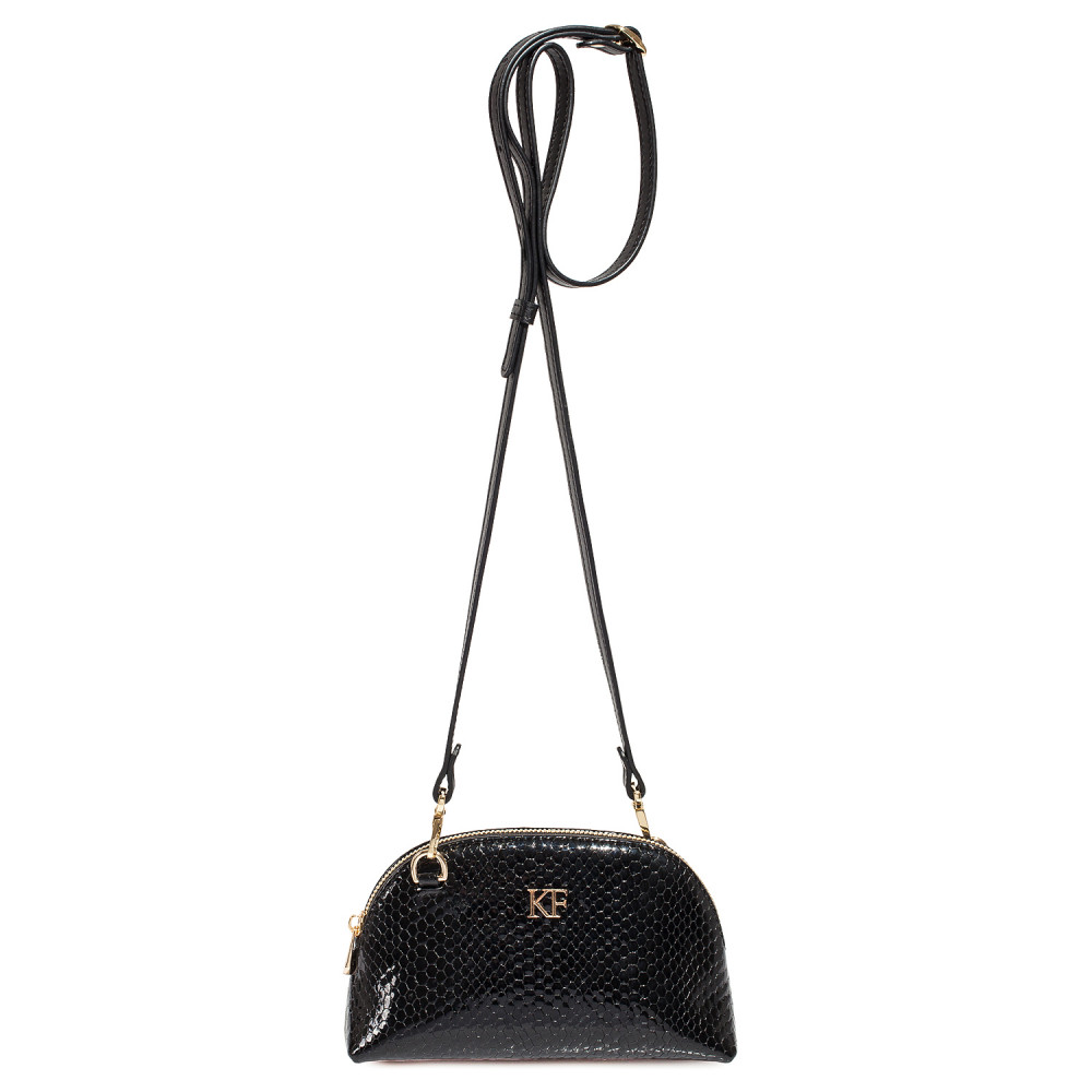 Жіноча шкіряна міні-сумочка Ksusha KF-4141-2