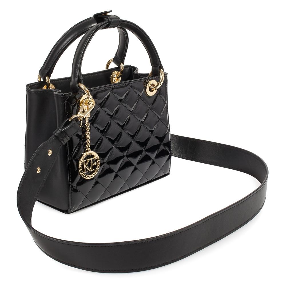 Жіноча шкіряна сумка Vera S KF-4169-2