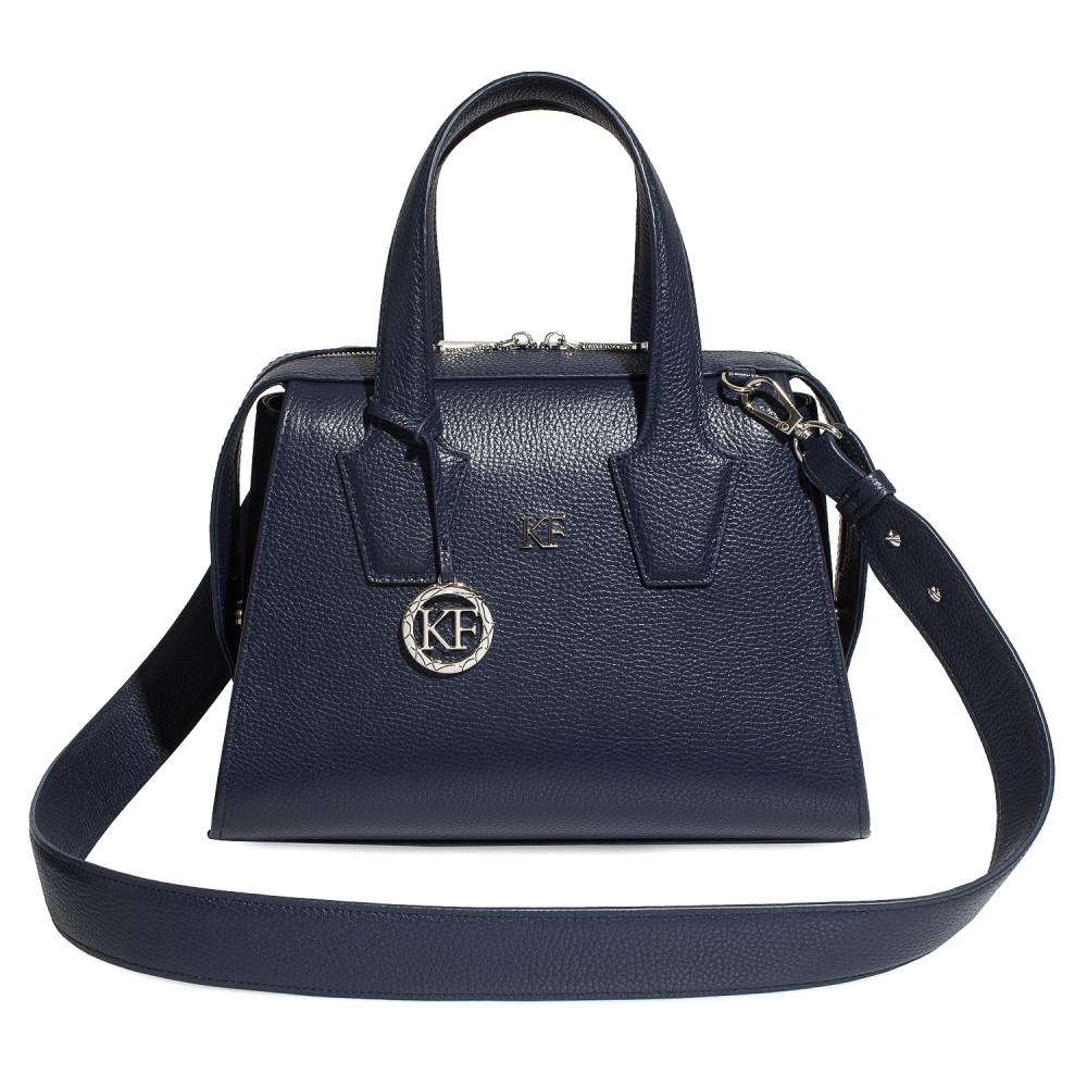 Жіноча шкіряна сумка Inga KF-4175