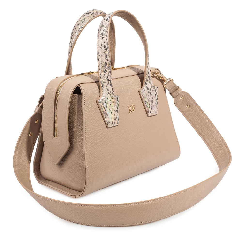Жіноча шкіряна сумка Inga KF-4176-1