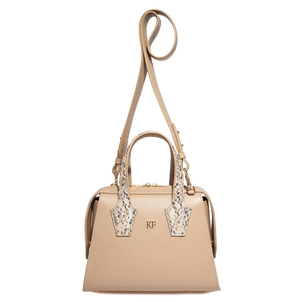 Жіноча шкіряна сумка Inga KF-4176-2