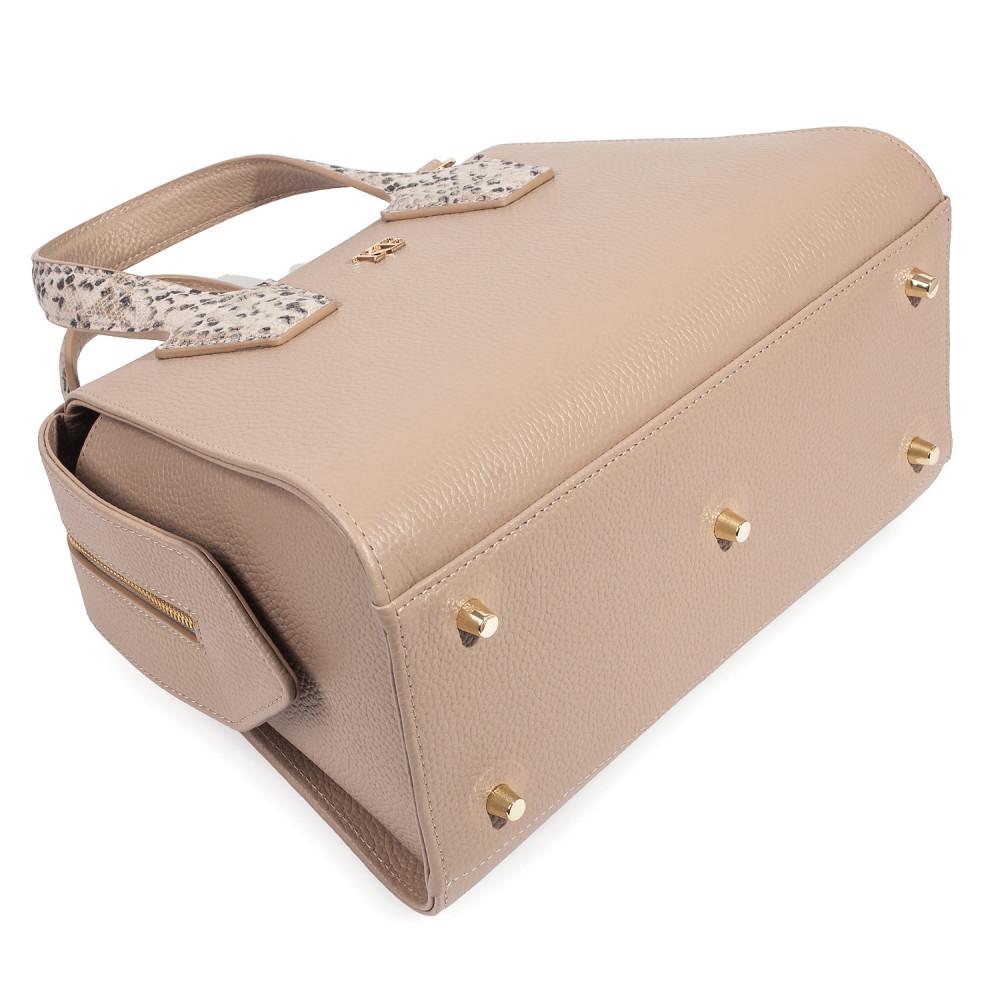 Жіноча шкіряна сумка Inga KF-4176-5