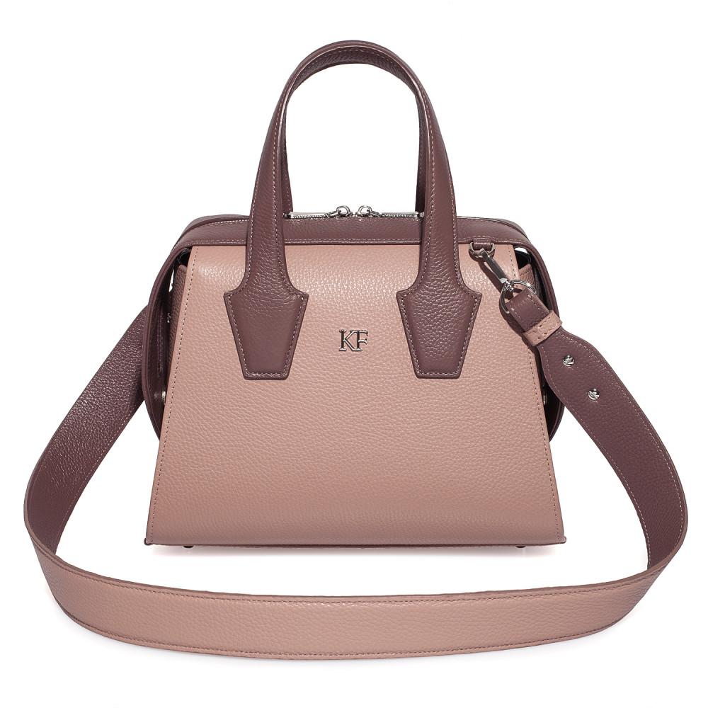 Жіноча шкіряна сумка Inga KF-4177