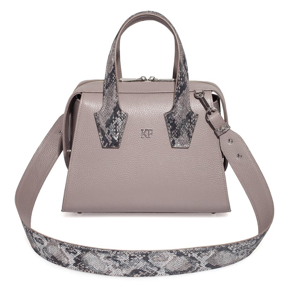 Жіноча шкіряна сумка Inga KF-4200
