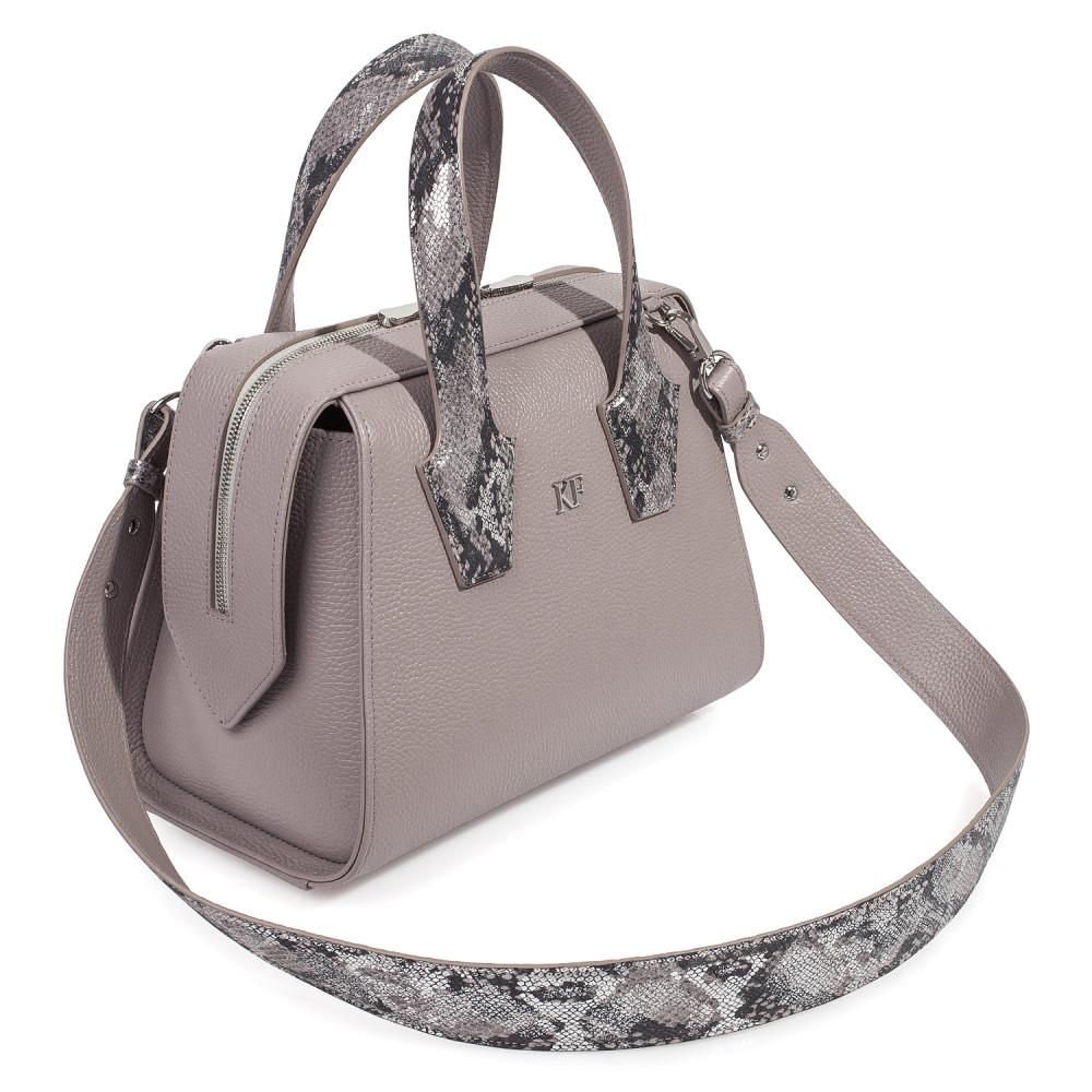 Жіноча шкіряна сумка Inga KF-4200-1