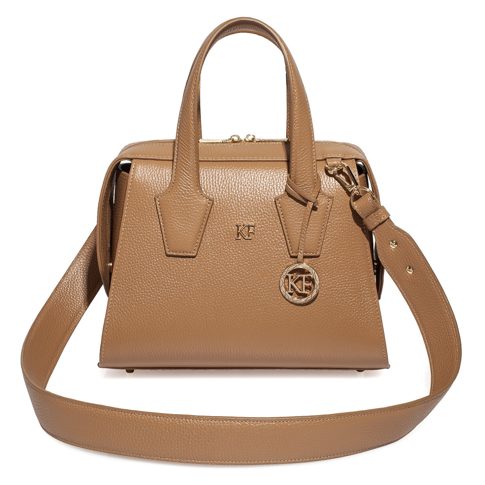 Жіноча шкіряна сумка Inga KF-4204-1