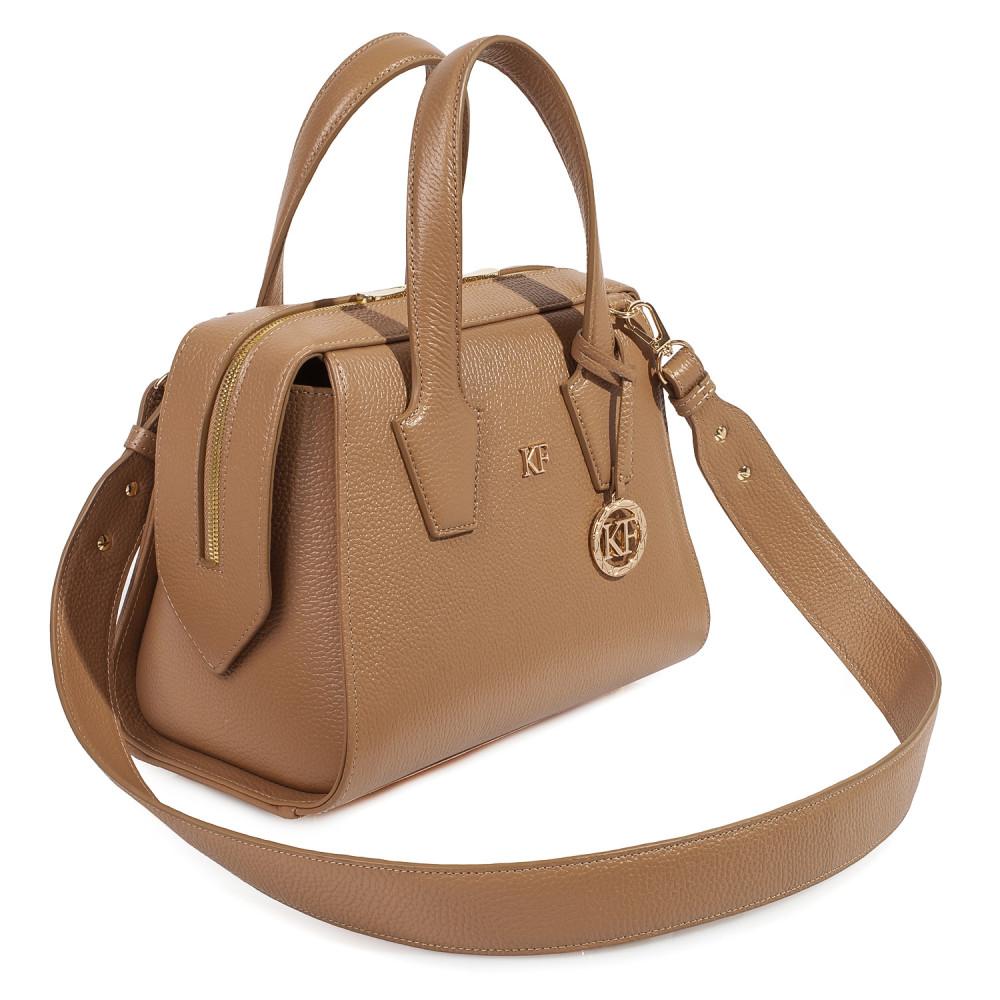 Жіноча шкіряна сумка Inga KF-4204-2