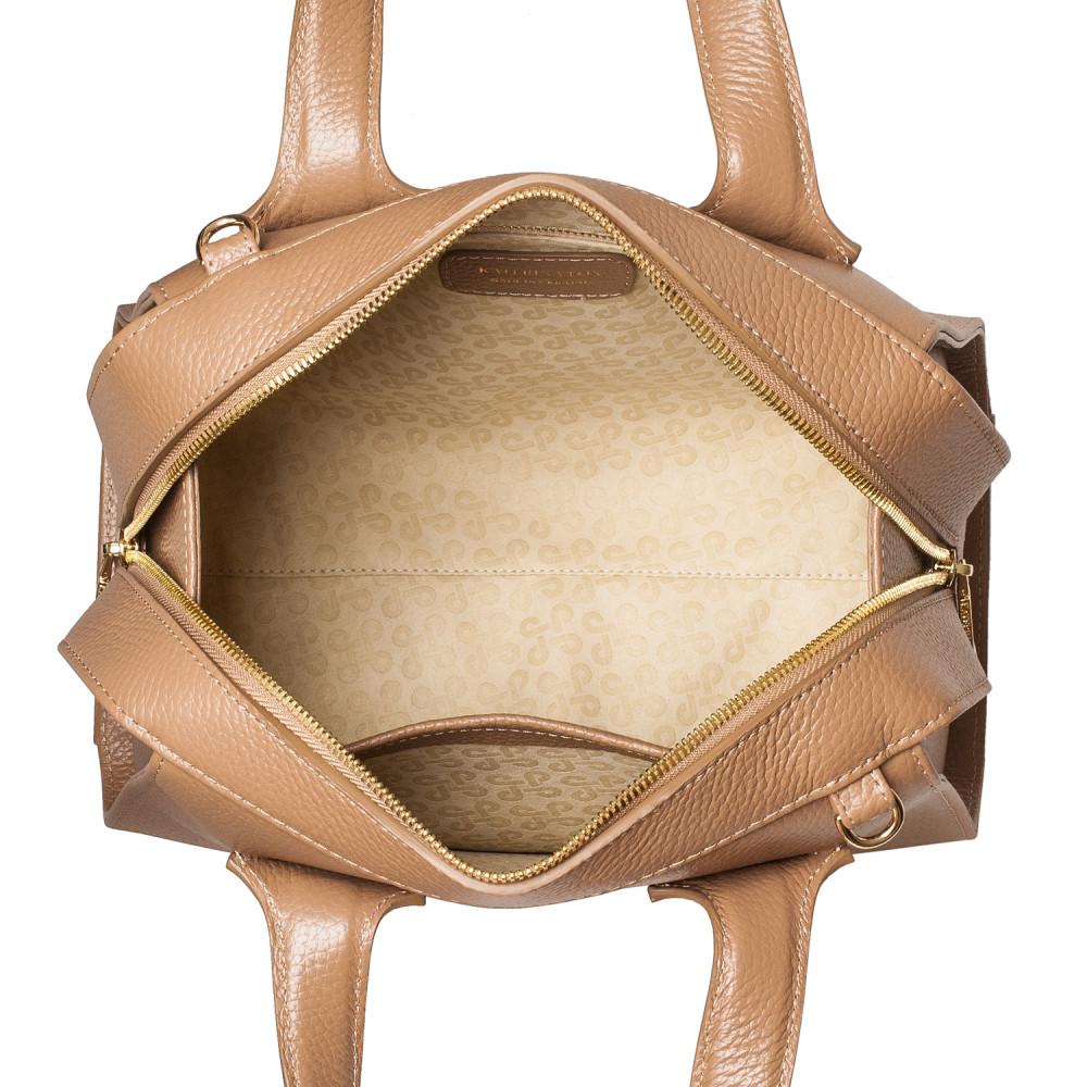 Жіноча шкіряна сумка Inga KF-4204-5
